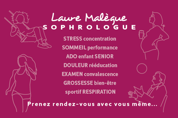 Charte graphique Laure Malègue Sophro
