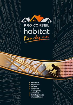 Charte graphique Pro Conseil Habitat
