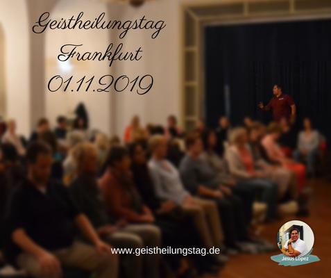 Geistheilungstag in Frankfurt