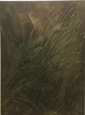 Acryl/Leinwand 150x120 cm Unikat, 2018