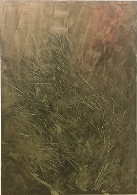 Acryl/Leinwand 165x120 cm Unikat, 2018