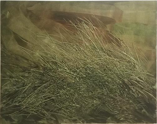 Acryl/Leinwand 120x120 cm Unikat, 2018