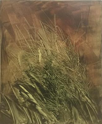 Acryl/Leinwand 100x80 cm Unikat, 2018