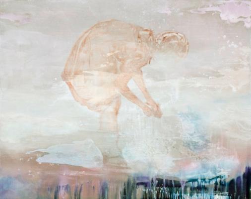 After Forever 2015 Öl auf Leinwand 200 x 250 cm