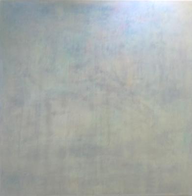 o.T. (77) 2015 Öl auf Leinwand 200 x 200 cm