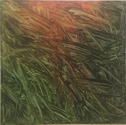 Acryl/Leinwand 160x160 cm Unikat, 2018