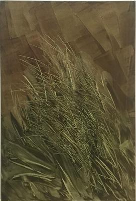 Acryl/Leinwand 120x80 cm Unikat, 2018