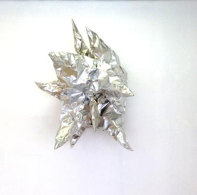 AL. PENET BS1      2019 Lack, Aluminium 160 x 120 x 110 cm