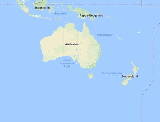 """Links, das ist die """"Westinsel"""""""