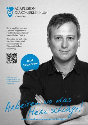Konzeption & Gestaltung eines A2-Plakates