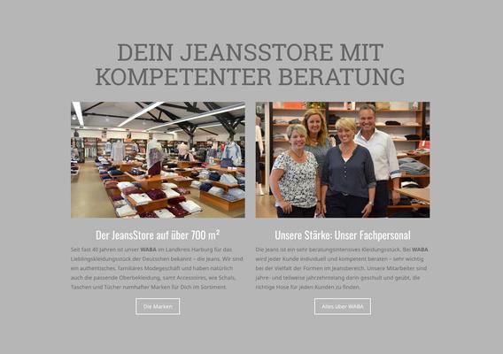Konzeption, Design & Umsetzung der neuen Homepage