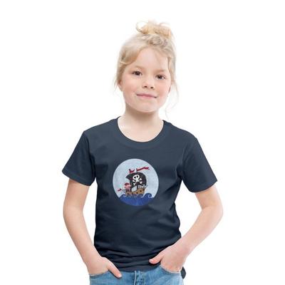 Kinder T-Shirt Pirat