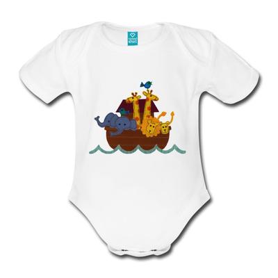 Baby Body mit Arche Noah