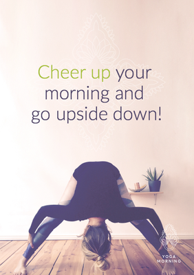 70 minutes Morning Hatha/Vinyasa Flow Yoga - Infinity
