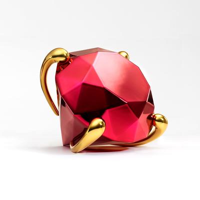 Jeff Koons Red Diamant