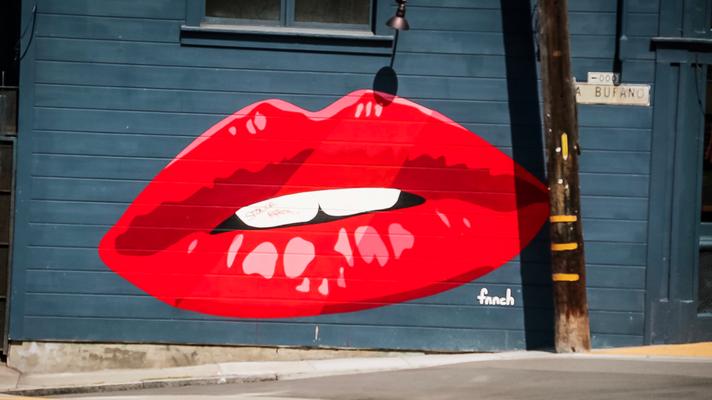 Streetart, San Francisco