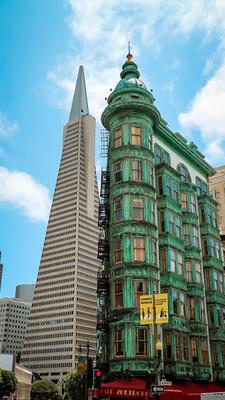 Transamerica Pyramide, San Francisco