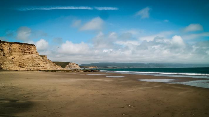 Drake´s Beach, Kalifornien