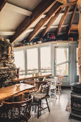 The Temple Café, Northton (Harris)