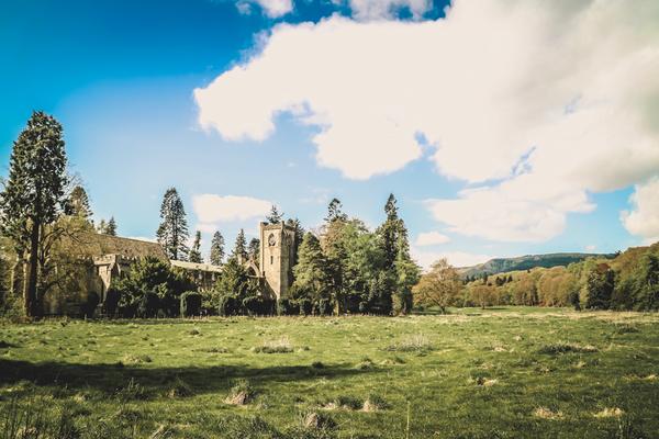 Dunkeld, Schottland