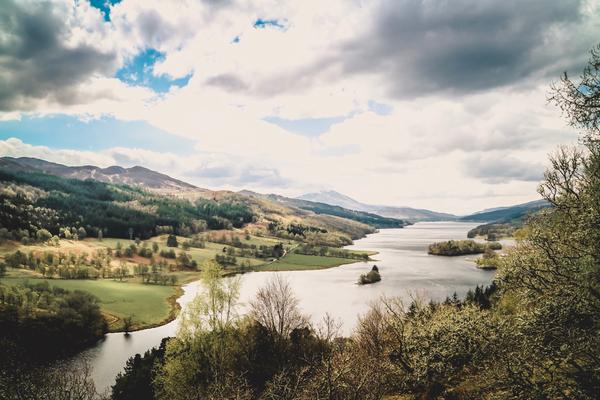Queens View, Schottland