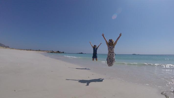 Fazayeh Beach, Oman