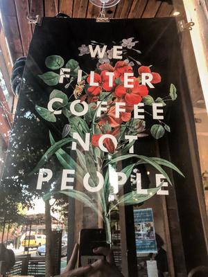 Four Barrel Coffee, San Francisco