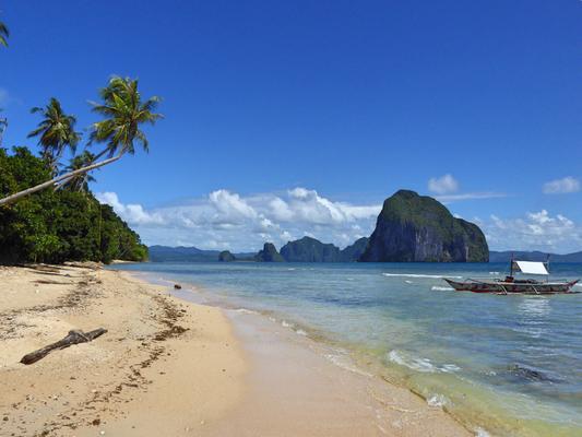 Las Cababas Beach