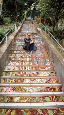 Hidden Steps, San Francisco