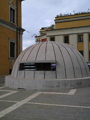 BUNK'ART Museum Tirana, Albanien