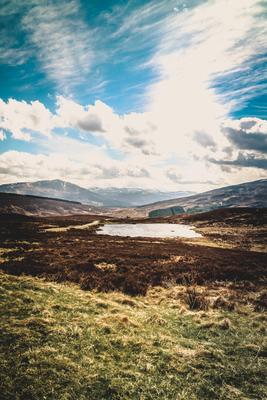 Cairngorms National Park, Schottland