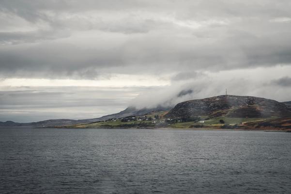 Fähre Ullapool - Stornoway