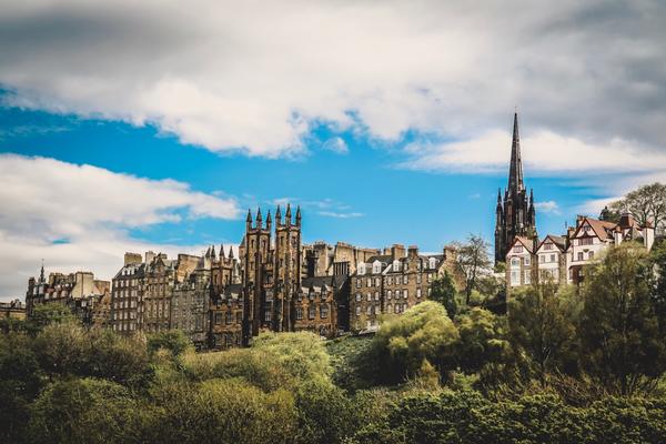 Altstadt Edinburgh