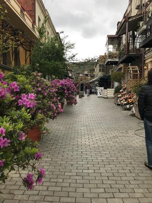 美しい旧市街