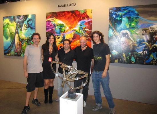 Feria Arteamericas ::Centro de Convenciones Miami Beach:: Rafael Espitia