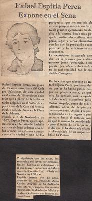 Exposición de Arte SENA, Cartagena de Indias.