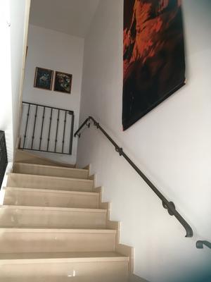 traphuis- escalera-stairwell
