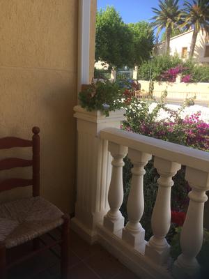 Balcon voorzijde-afrente-front