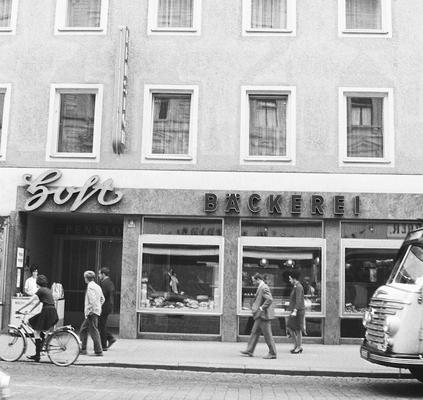 Filiale in der Bahnhofstraße