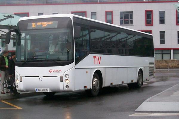 Renault Ares, Gare Routière