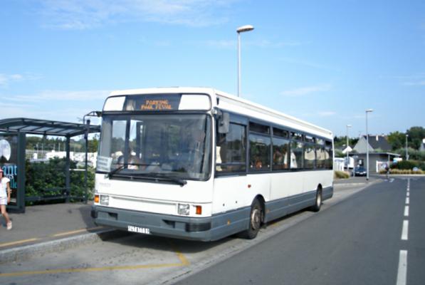 Renault R312, parking Paul Feval
