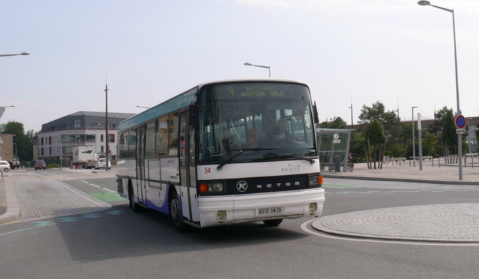 54, Gare Routière