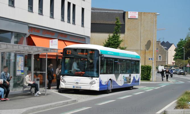 74, Gare Routière