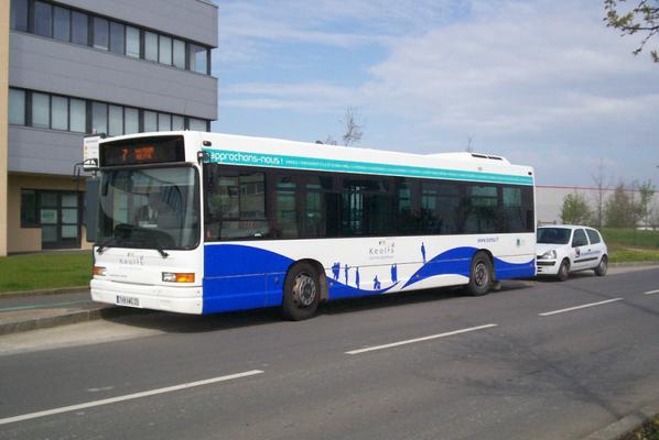 Heuliez Bus GX117L n°47008, Maison Neuve