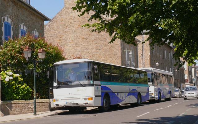 Irisbus Récréo, Gare Routière