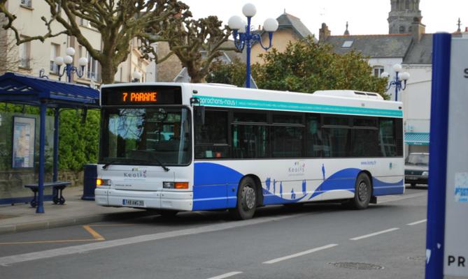 Heuliez Bus GX117L n°47008, Paramé