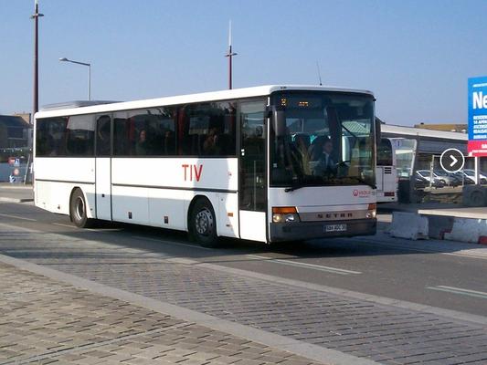 Setra S315H, Gare Routière