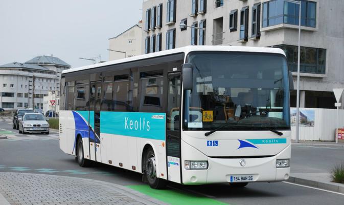 Irisbus Crossway, Gares