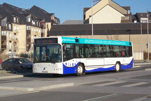 67, Gare Routière