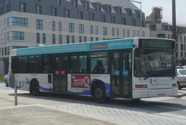42, Gare Routière